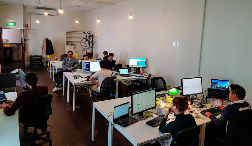 Co-working opportunities in AI melbourne